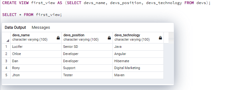 Postgresql create view based on another view.png